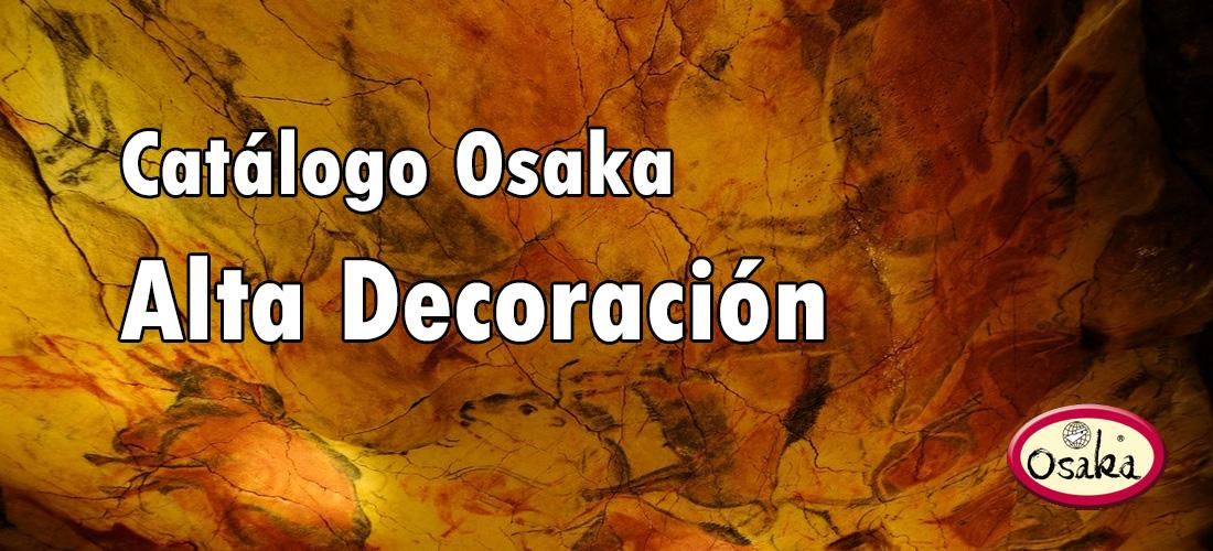 Catálogo Osaka