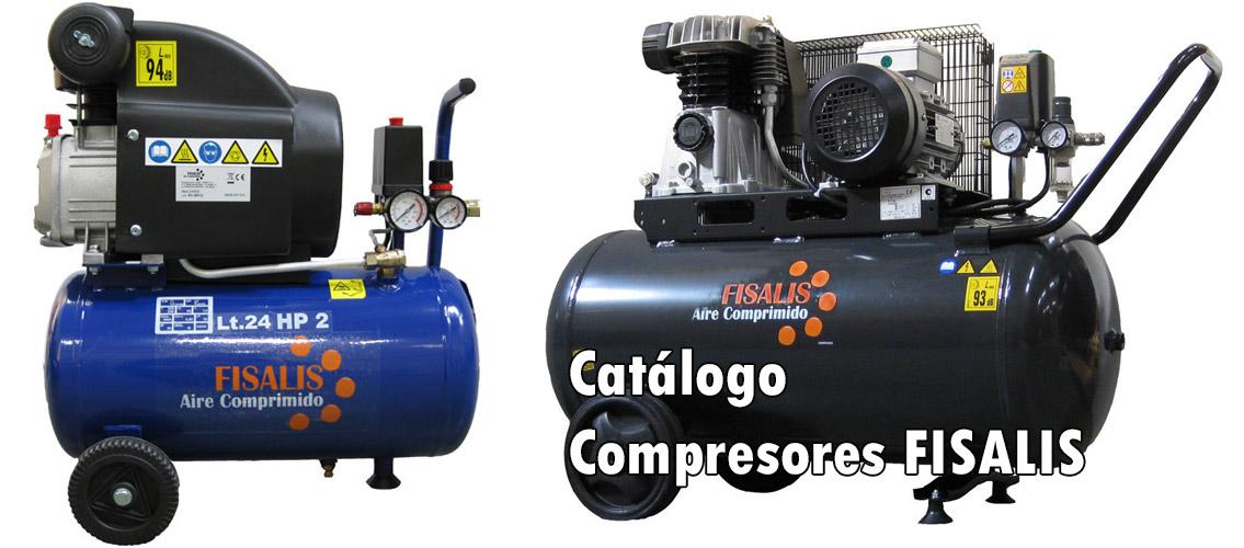Catálogo Compresores FISALIS